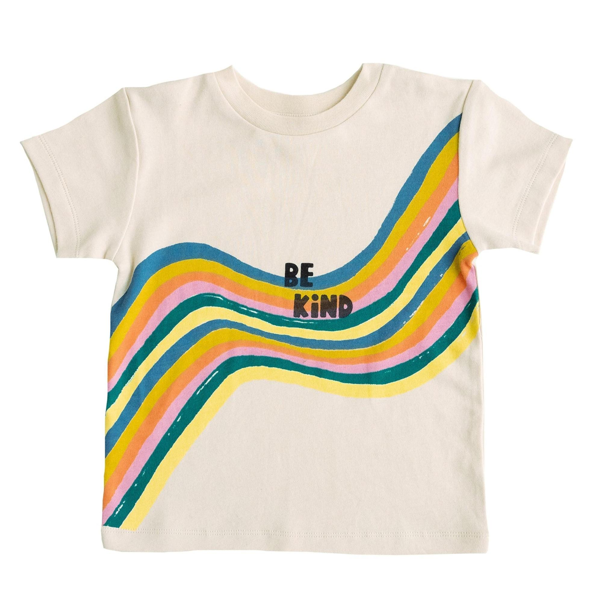 Bizz x Siss Graphic S/S Tee in Be Kind