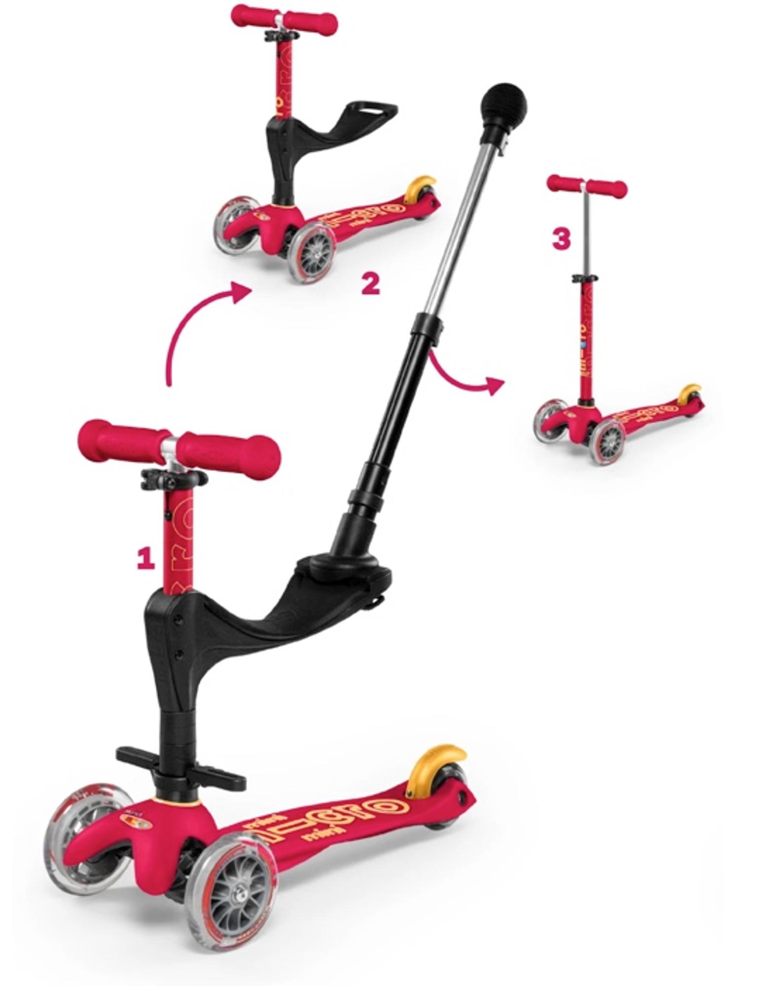 Mini 3 in 1 Deluxe Scooter