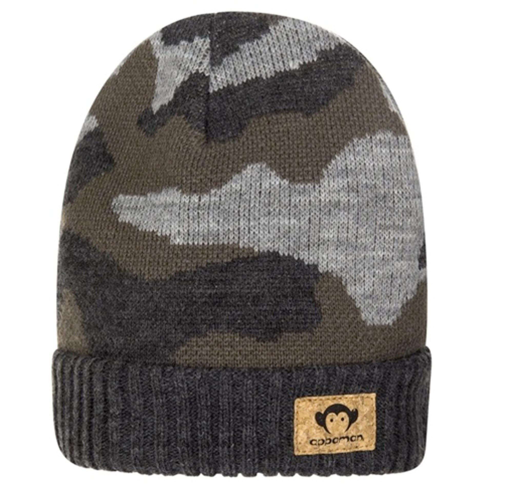Appaman Boost Hat in Olive Camo